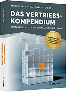 """Abbildung Buchumschlag """"Das Vertriebskompendium"""""""